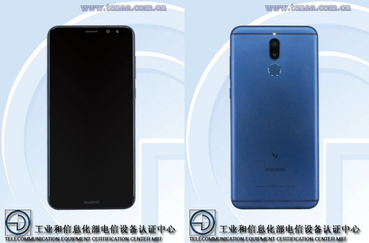 Nowy telefon Huawei otrzyma³ certyfikat TENAA, s± rendery i specyfikacja