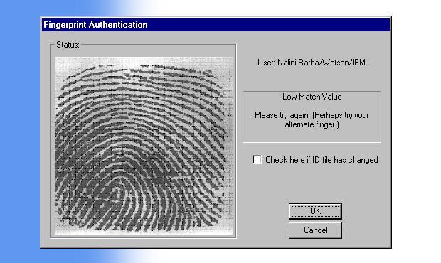 Chrome pracuje and logowaniem za pomoc± biometrii. Koniec z has³ami!