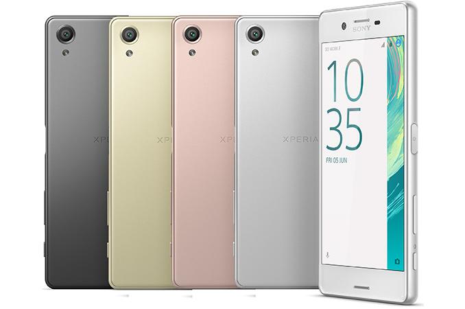 Sony Xperia X ju¿ dostêpny na europejskim rynku