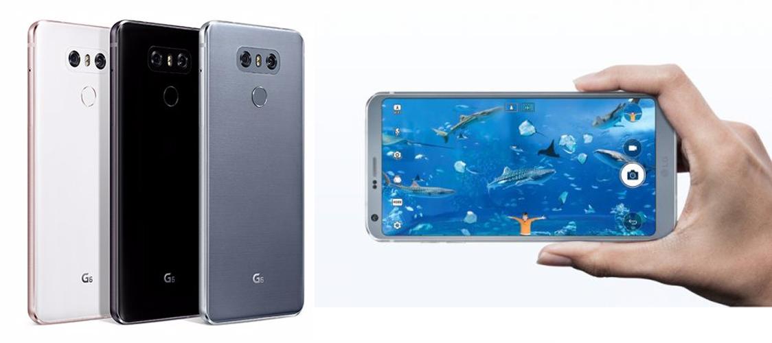 LG Q6 bêdzie do kupienia w Polsce