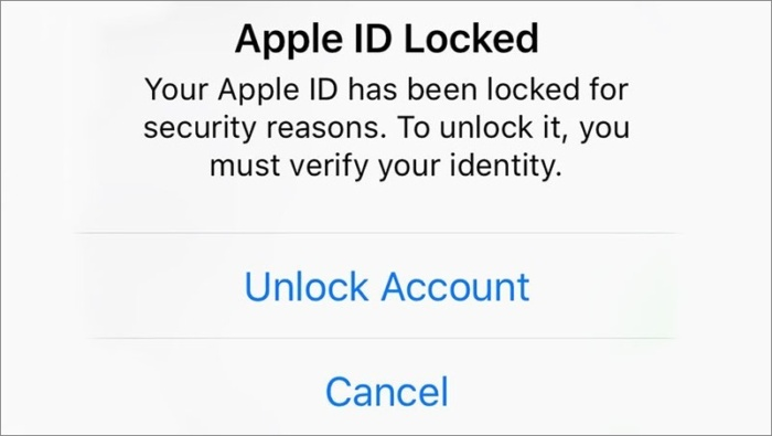 Niektórzy u¿ytkownicy Apple nie mog± zalogowaæ siê na swoje Apple ID
