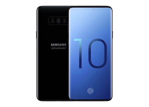 Kolejna plotka na temat Samsunga Galaxy S10