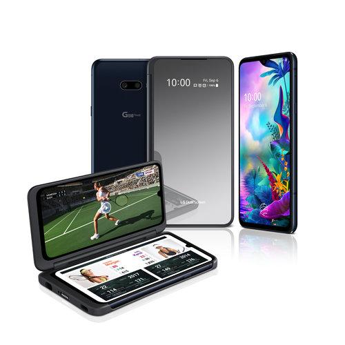 LG G8X ThinQ, czyli nowy sk³adany smartfon