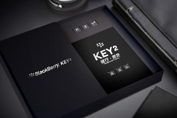BlackBerry KEY2 oficjalnie zaprezentowany 8-go czerwca w Chinach