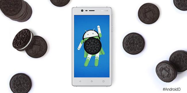 System operacyjny Nokii 3 zaktualizowany do Androida Oreo