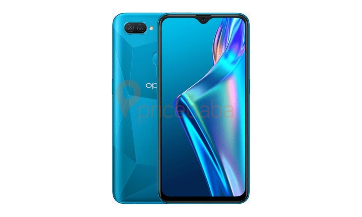 Oppo A12, czyli znamy wygl±d i specyfikacjê kolejnego smartfonu Oppo
