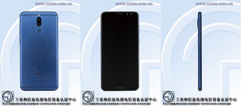 Huawei Mate 10 otrzyma³ w³a¶nie certyfikat TENAA