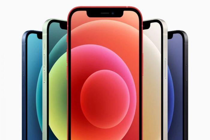 iPhone najlepiej sprzedaj±cym siê smartfonem w ostatnim kwartale 2020