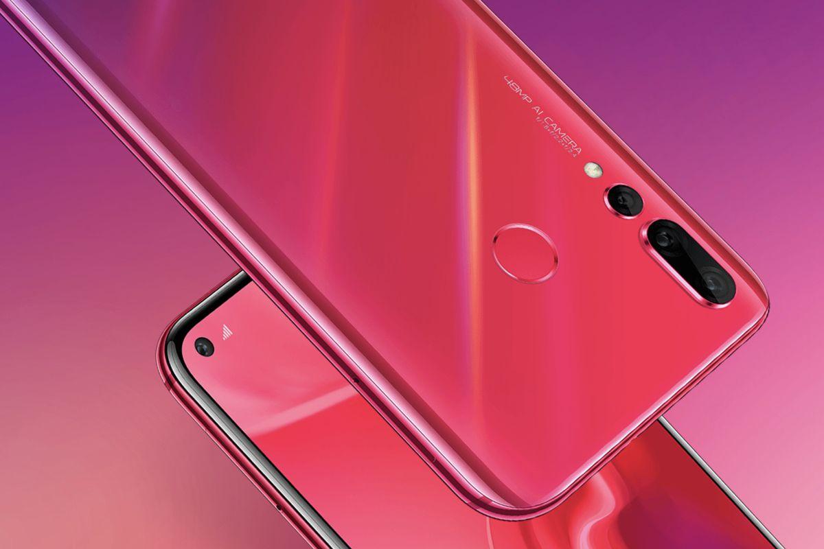 Huawei Nova 4 ju¿ po premierze. Co, gdzie i za ile
