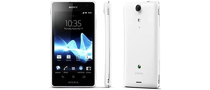 Jak zdjaæ simlocka z Sony Xperia T za pomoc± kodu