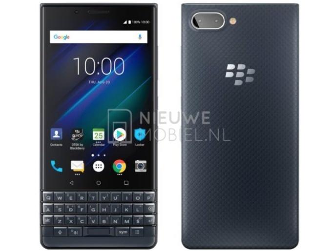 Nowy filmik przedstawia BlackBerry KEY2 LE