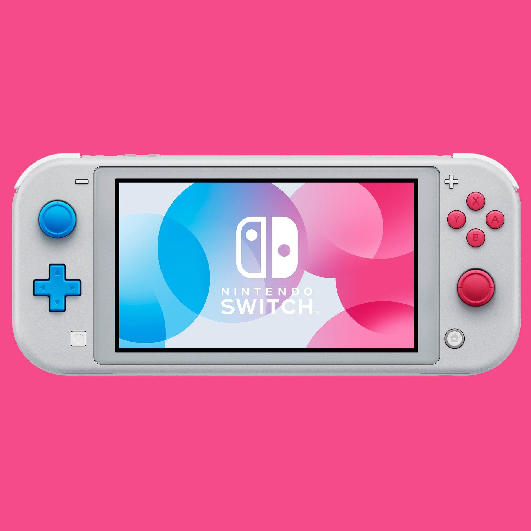 978 z³. Za tyle mo¿esz w tej chwili dostaæ konsolkê mobiln± Nintendo Switch Lite