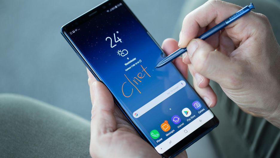 Nowe poprawki zabezpieczeñ dla Galaxy Note 8