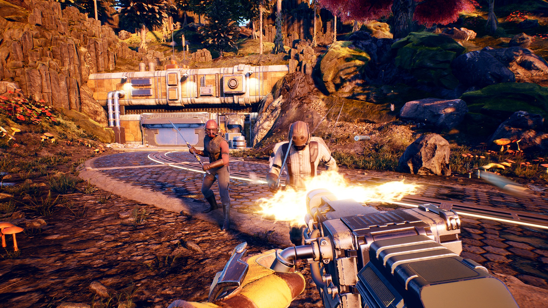 Obsidian Entertainment wyda³o 20-minutowy gameplay gry The Outer Worlds