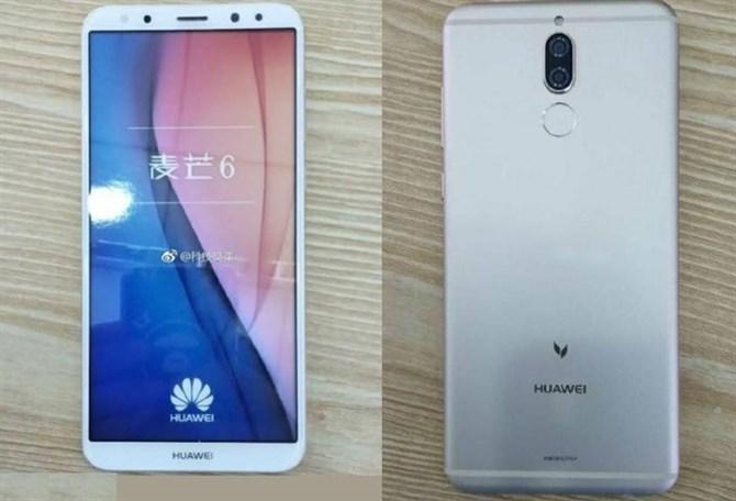 Wyciek³y zdjêcia Huawei G10