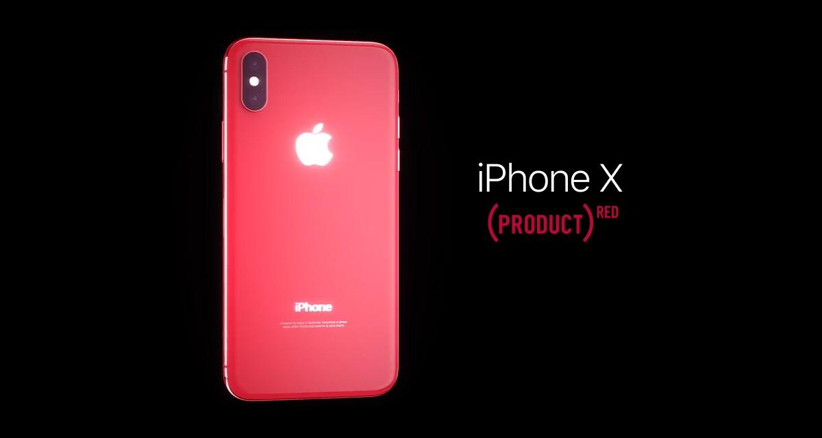 Byæ mo¿e czeka nas dzi¶ oficjalna zapowied¼  iPhone 8 i iPhone 8 Plus (PRODUCT)RED