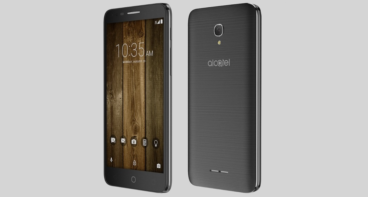 Tani smartfon od Alcatela - Fierce 4
