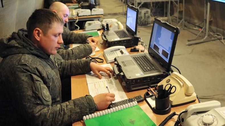 """Rosja pracuje nad w³asnym, zamkniêtym """"wojskowym internetem"""""""