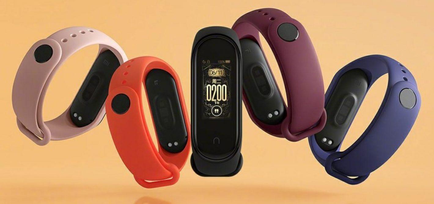 Mi Band 4 NFC debiutuje w krajach Europy