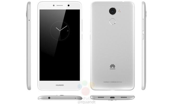 Huawei Enjoy 7 Plus ods³oniêty! Fajny, niefajny?