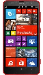 Usuñ simlocka kodem z telefonu Nokia Lumia 1320