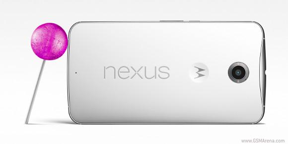 Nowy smartfon Nexus 6