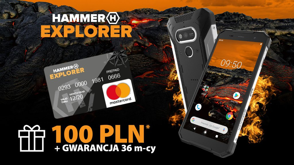 Producent smartfonów Hammer wyskakuje z ciekaw± promocj±