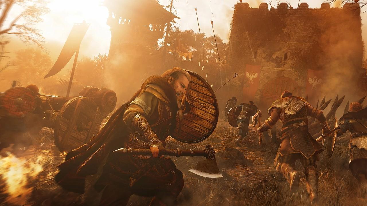 Assassin's Creed: Valhalla doskonale sobie radzi. Jest najlepiej sprzedaj±c± siê gr± z ca³ej serii