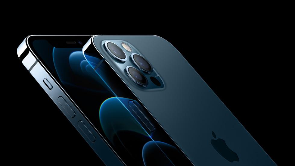 iPhone 12 Pro Max jedynym modelem wyposa¿onym w stabilizacjê IOS