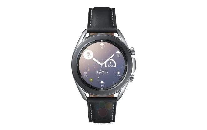 Wyciek³ nowy render Samsung Galaxy Watch 3, razem ze specyfikacj±