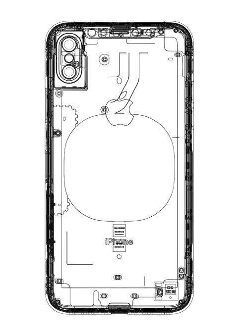 Na Twitterze pojawi³ siê schemat iPhone 8