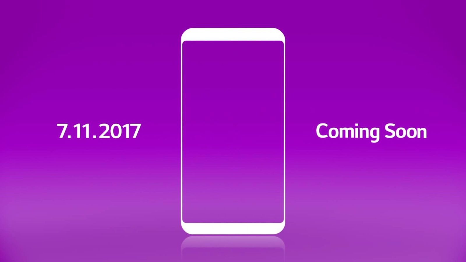 LG Q6 wychodzi ju¿ jutro ale LG i tak czêstuje nas ostatnim teaserem