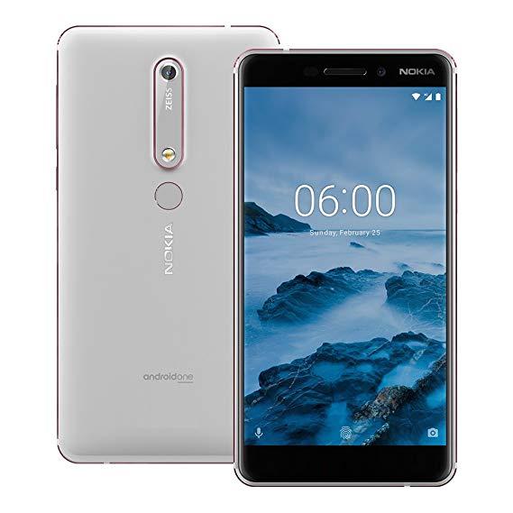 Nokia 6.1 dostaje aktualizacjê Android 10
