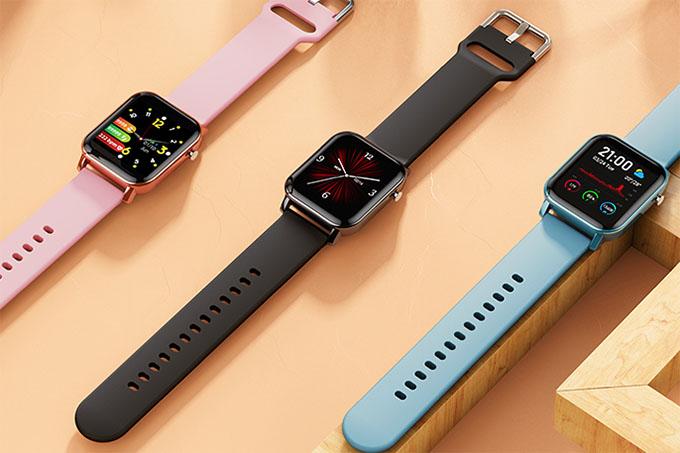 Trwa promocja na smartwatch Senbono SN87