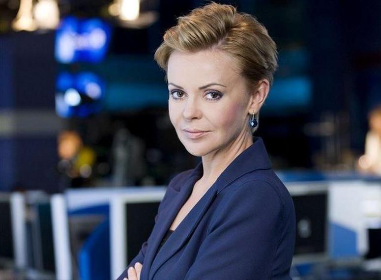 """Justyna Pochanke, gospodyni """"Faktów"""", odchodzi z TVN"""