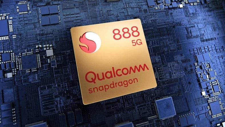 Qualcomm ods³oni³ procesor Snapdragon 888