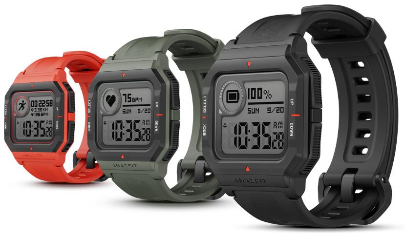 Amazfit Neo, retro-smartwatch od Huawei, trafi³ do sprzeda¿y