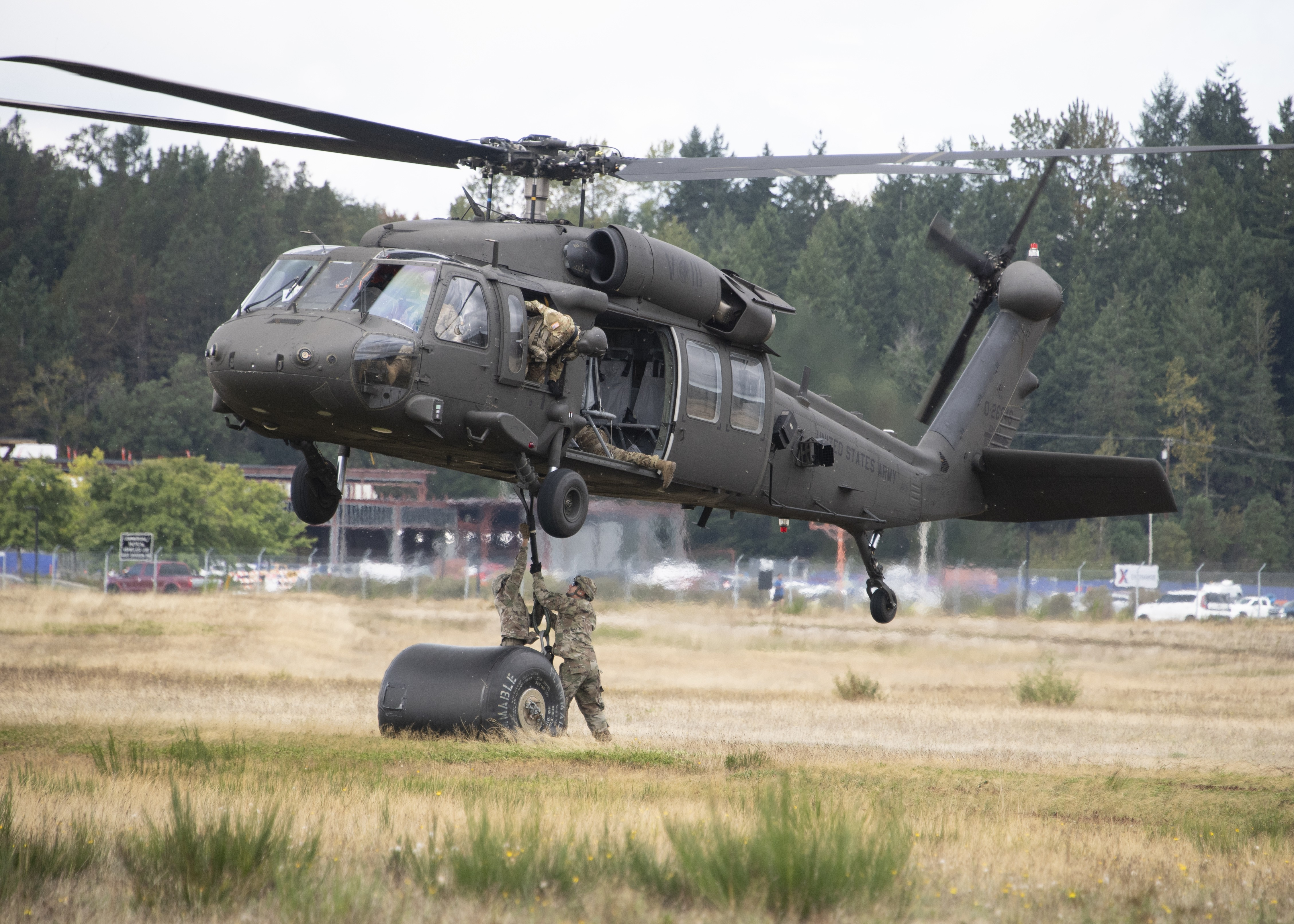 UH-60V Black Hawk, czyli od¶wie¿ona wersja s³awnego ¶mig³owca wchodzi do czynnej s³u¿by