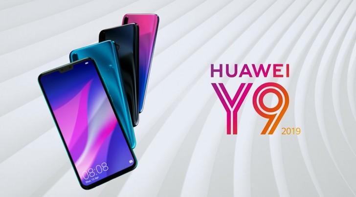 Mamy specyfikacjê Huawei Y9