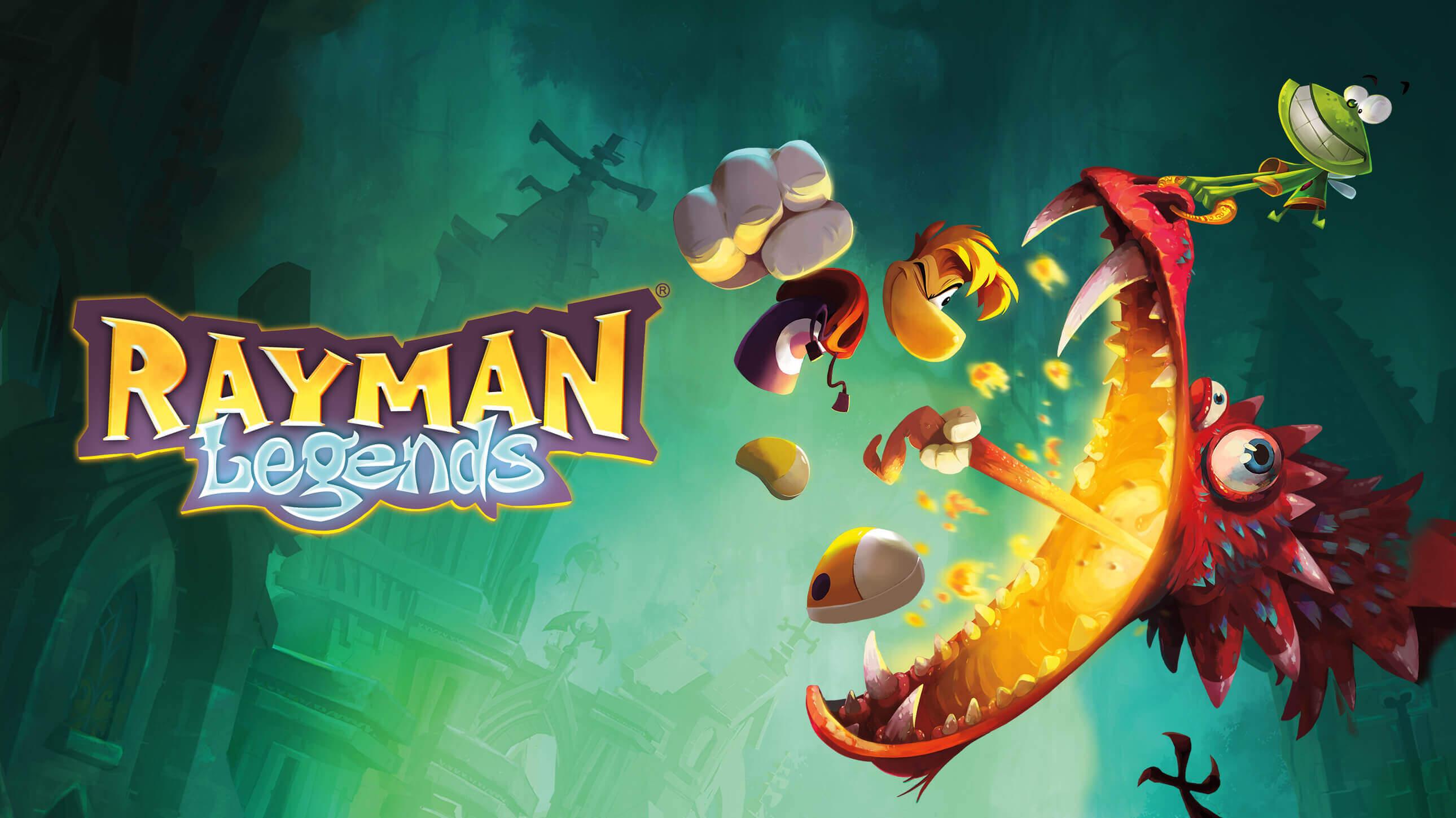 Rayman Legends do pobrania za darmo ze sklepu Epic Games Store