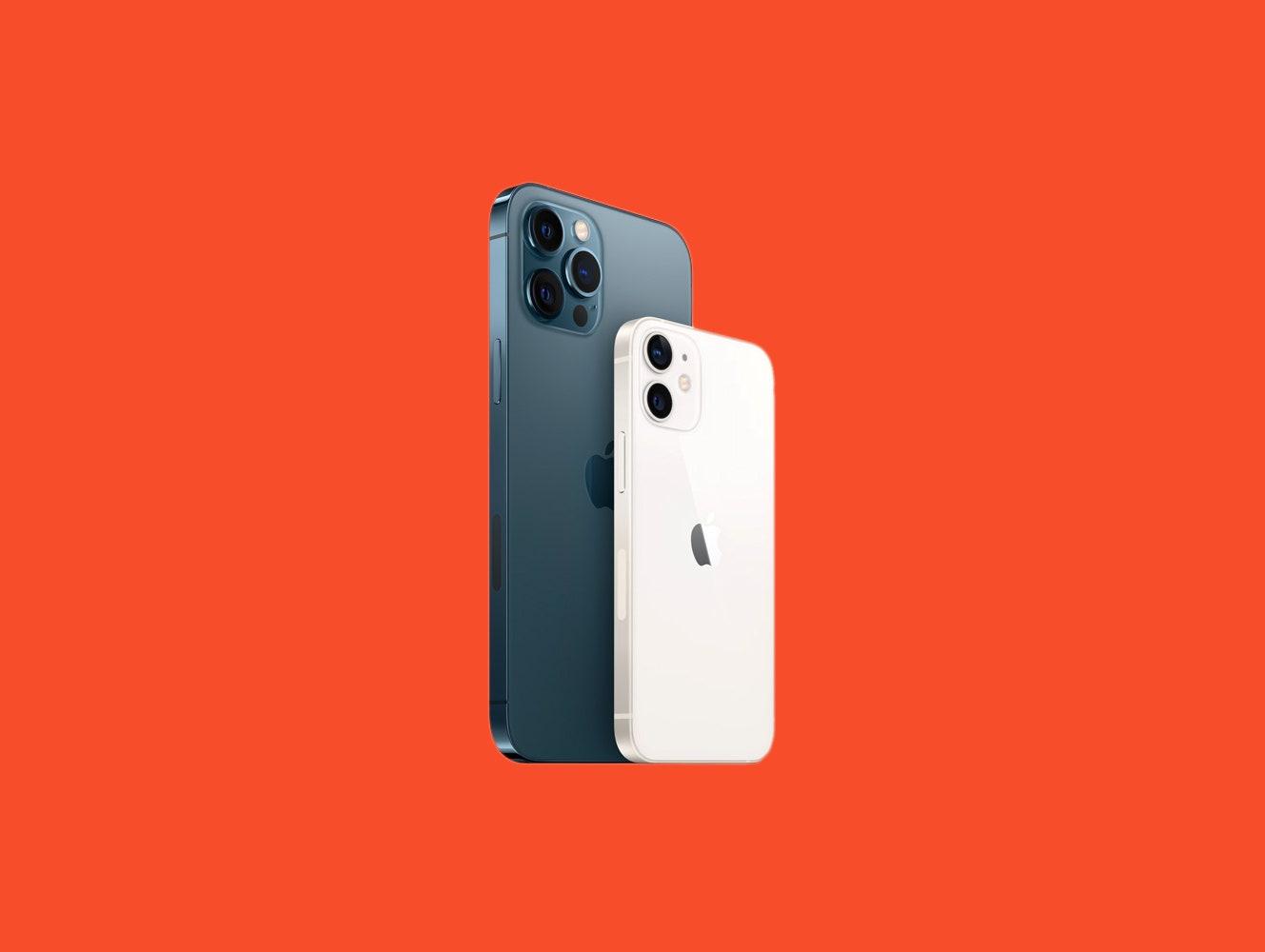 Ceny iPhone 12 i iPhone 12 Pro w Orange