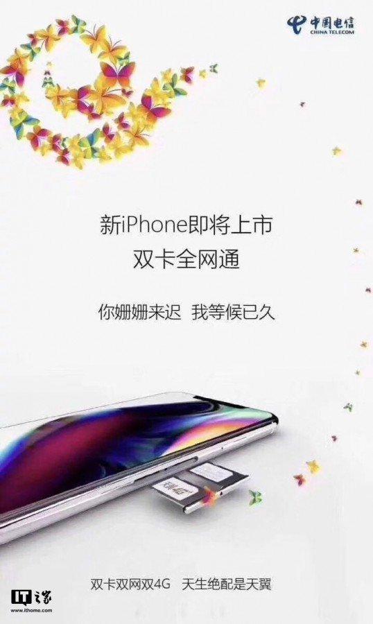 iPhone Xs w wersji Dual SIM dostêpny w Chinach