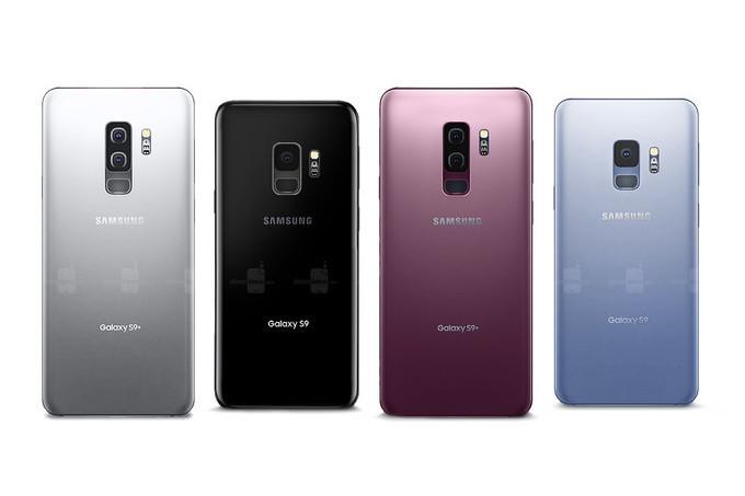 Wyciek³o info o Galaxy S9