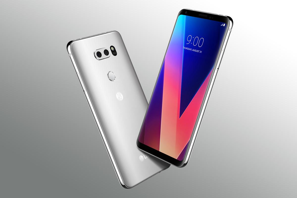 Czy¿by¶my poznali datê polskiej premiery LG V30?