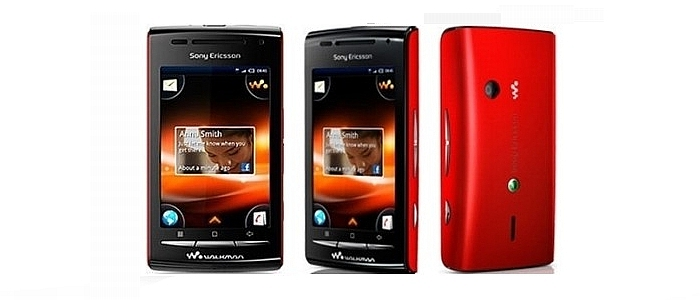 Jak ³atwo zdj±æ simlocka w Sony-Ericsson W8 Walkman