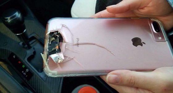 iPhone 7 Plus 1, kula 0, czyli jak siódemka plus uratowa³a ¿ycie