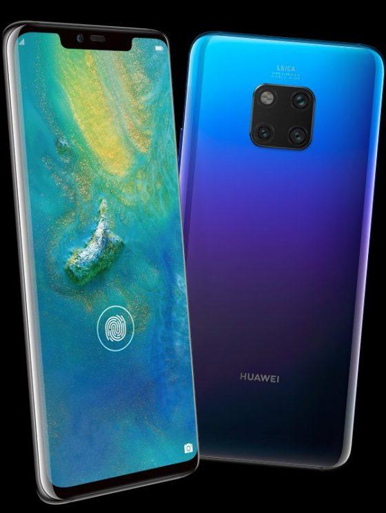 Znamy europejsk± cenê i datê premiery Huawei Mate 20 Pro