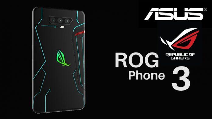 ROG Phone 3 otrzyma³ certyfikat tajwañskiego NCC