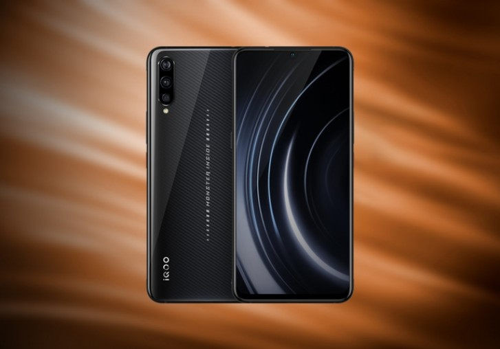 Vivo IQOO Pro 5G - specyfikacja i dane techniczne