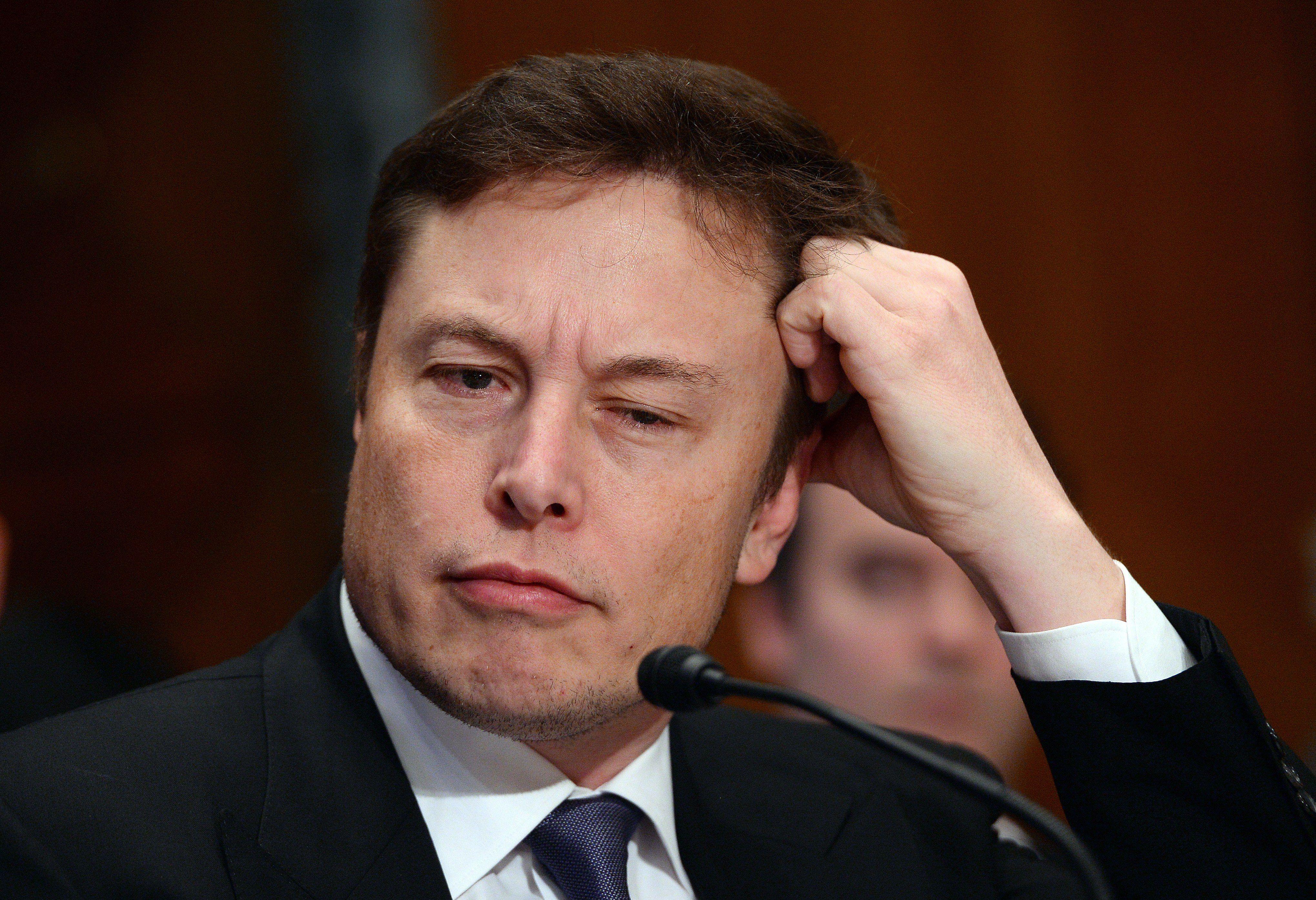 Elon Musk to drugi najbogatszy cz³owiek ¶wiata. Wyprzedzi³ Zuckerberga i Gatesa